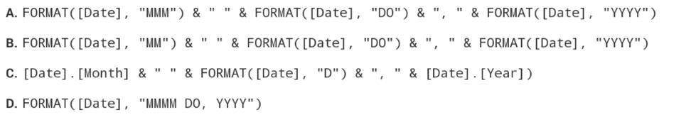 Which DAX formula should you use in Power BI Desktop