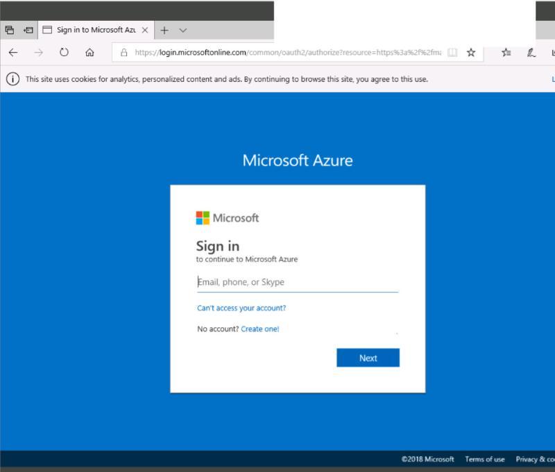 Configure Azure AD authentication - Azure App Service | Microsoft Docs